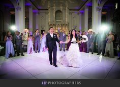 Cathedral of Our Lady of the Angels & Vibiana Wedding | Rafael & Joanna