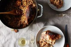 Chicken with Caramelized Sumac Onions, Preserved Lemon, and Israeli Couscous Recipe on Food52, a recipe on Food52