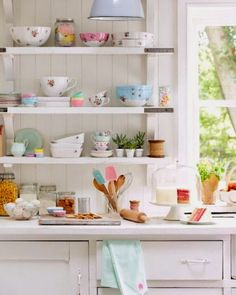 Cozy Little House: My Love Of Kitchens