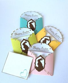 Easter Love Notes  Easter Cards  Easter by NellieandRuthDesigns, $5.00