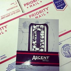 The Ascent Vaporizer is on its way....
