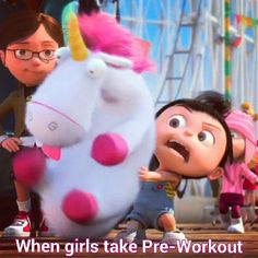 lets workout! you ready to workout, huh, huh, you READY??