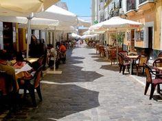 Barrio La Viña, uno de los lugares más populares de Cádiz. Barrio La Viña, one of the most popular places in Cádiz. #andalucia