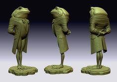 wonderland-frog