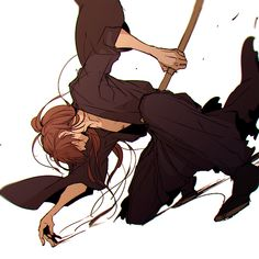 Pixiv Id 3902051, Rurouni Kenshin, Himura Kenshin