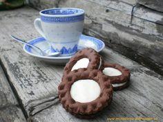 Dobrou chuť: Sušenky ala Oreo