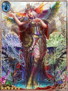 Hymning Queen Mermaid.