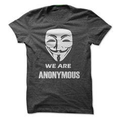 Anonymous Team T Shirt, Hoodie, Sweatshirt