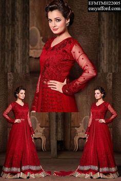 Price is 6502/- For Order Call/Whatsapp 07837409851, 08968017642 or Click the below link http://easyafford.com/lehenga/1973-floxy-red-dia-mirza-long-choli-lehenga.html  #OnlineDesignerSuit #LatestAnarkaliSuit #ChuridarSuit #OnlineSalwarSuit #EthnicWear #IndianWear #BuyDesignerSuits #BuyIndianSuits #BuyGeorgetteSuits #OnlineShopping #MarriageShopping #PartywearSuits #BollywoodSuits #OnlineEmbroideredSuit #PalazzoSuit #LehengaCholi #RoyalDresses #HandworkDress #DiaMirza
