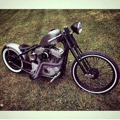 Bobber Inspiration — Harley-Davidson