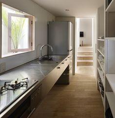 藤原・室 建築設計事務所:五位堂の住宅