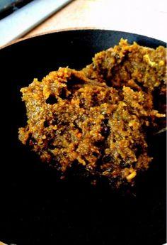 Your Everyday Cook: GREEN CHILLY THOKKU / PACHAI MILAGAI THOKKU