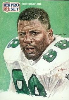 Keith Jackson Football Card (Philadelphia Eagles) 1991 Pro Set #386 by Hall of Fame Memorabilia. $30.95. Keith Jackson Football Card (Philadelphia Eagles) 1991 Pro Set #386. Signed items come fully certified with Certificate of Authenticity and tamper-evident hologram.