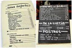 restaurante el rosal DE LA TAVERNA barcelona - Buscar con Google