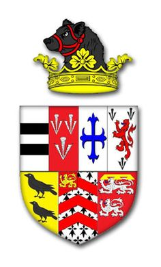 Cheshire Heraldry - The Armorial Bearings of the Cheshire Visitations