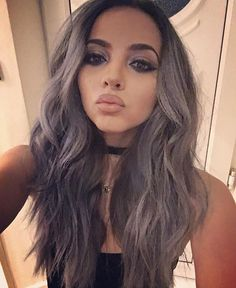 The grey hair trend: The celebrities who have rocked it