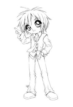 Seiichi By Sureya On DeviantArt Kids ColoringColoring PagesColouringBig EyesDigital
