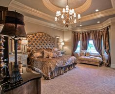 ***Luxury Home Bedroom***