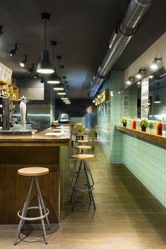 Restaurante Frankfurt Station (Foto: Víctor Hugo/Divulgação)
