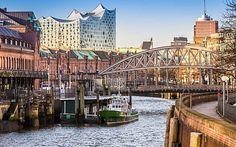 Was sind die beliebtesten Hotels in Hamburg?