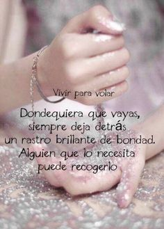 No lo olviden! Words Quotes, Me Quotes, Sayings, Positive Thoughts, Positive Quotes, Positive Phrases, Sister Poems, Spiritual Messages, The Ugly Truth