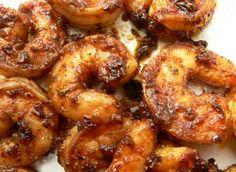 Jalapeño Jamaican Jerk Shrimp Recipe Jamaican Recipes, Spicy Recipes, Shrimp Recipes, Indian Food Recipes, Jamaican Appetizers, Jamaican Cuisine, Free Recipes, Cookbook Recipes, Cooking Recipes