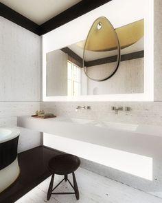 Hotel du Louvre, Paris - Tristan Auer bathroom
