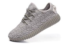 Free Shipping Only 69$ Adidas Kanye West Yeezy Boost 350 Summit White Grey