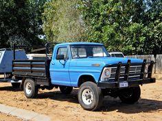 F250 Highboy | 1974 FORD F250 HIGHBOY 4x4 for sale | Trade Unique Cars, Australia