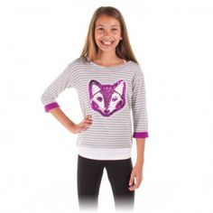 Aria Top Athletic Wear, Gymnastics, Graphic Sweatshirt, Sweatshirts, Sweaters, How To Wear, Tops, Fashion, Fitness