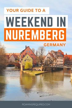 Everything you need to know about spending a weekend in Nuremberg, PLUS a 2 day itinerary with suggestions of things to do, places to eat, and local haunts. Nuremberg Castle, Nuremberg Germany, Nuremberg Trials, City Museum, Travel Inspiration, Travel Ideas, Travel Tips, Short Break, Wanderlust Travel
