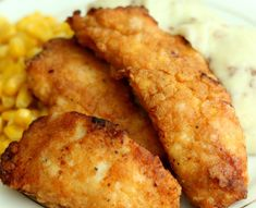 Aromatic Oven Fried Chicken on MyRecipeMagic.com