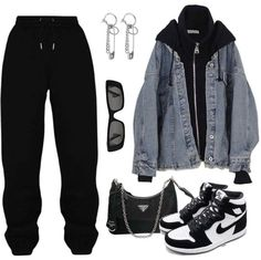 Guy fashion 323414816994533857 - outfit winter cute SheDABaddestt Source by manonvilasboas Retro Outfits, Tomboy Outfits, Tomboy Fashion, Teen Fashion Outfits, Mode Outfits, Cute Casual Outfits, Stylish Outfits, Guy Fashion, Simple Edgy Outfits