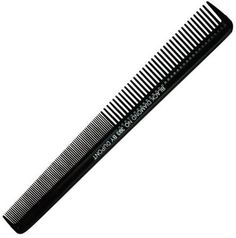 Dupont Black Diamond Euro Styler Comb 7 Inch #393 $2.95  Visit www.BarberSalon.com One stop shopping for Professional Barber Supplies, Salon Supplies, Hair & Wigs, Professional Product. GUARANTEE LOW PRICES!!! #barbersupply #barbersupplies #salonsupply #salonsupplies #beautysupply #beautysupplies #barber #salon #hair #wig #deals #sales #dupont #blackdiamond #eurostyler #comb #393