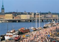 ASICS Stockholm marathon coming soon and see you there on June 2nd =)