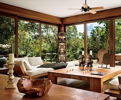 #decoracion #decorar #decor #home #hogar #famosos #celebrities #celebridades Decoración de casas de famosos: Dona Karan