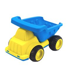 Dump Truck From Hape from The Wooden Toybox