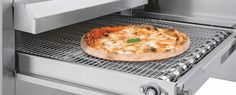 Elektrická pizza pec TUNNEL C/80