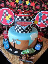 disney cars food party
