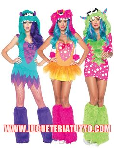 Disfraces divertidos para chicas