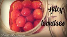 Kurze´s Köstlichkeiten: Leckere Grillbeilagen: würzig eingelegte Tomaten