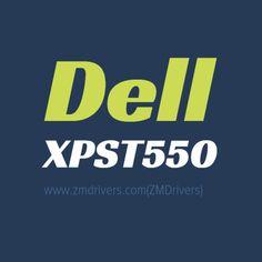 Dell XPST550 Desktops Drivers