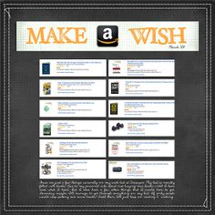 Janet Phillips on the Daily Digi; Amazon wish lists