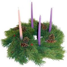 How to use an Advent wreath at home