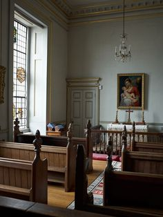 The Chapel » Spencer of Althorp