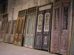 antique door love!