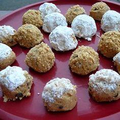 Whitney's Peanut Butter Cookie Balls - Allrecipes.com