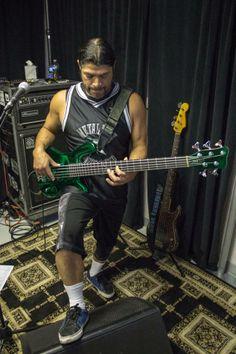 Robert Trujillo Metallica