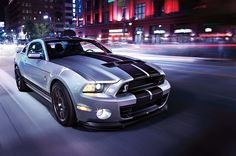Drag Race Show Shelby GT500 Mustang vs Turbo Honda Civic