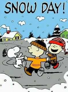 I wonder if it.acrually works like this.  Haven't seen snow where I live that sticks in a long while.  But I guess for a child, haha even teachers, this would be the best day ever :)!!!